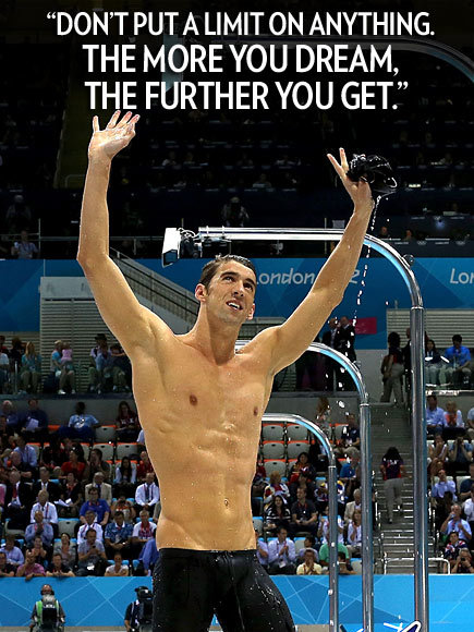 And just like that, the #London2012 Olympics are over! Be inspired by these pics courtesy of People
