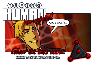 Trying Human has updated! :D