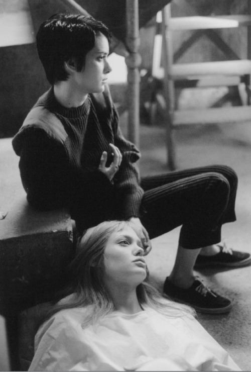 "Winona Ryder and Angelina Jolie, ""Girl, Interrupted """