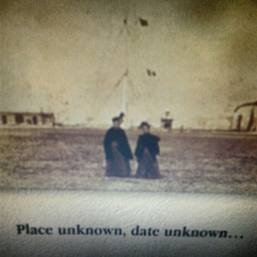 Place unknown, date unknown…