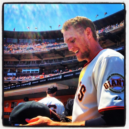 Hunter Pence #SFGiants