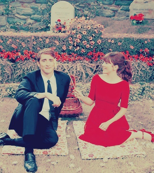 kylienovel:  Pushing Daisies. ————————————————-——————-