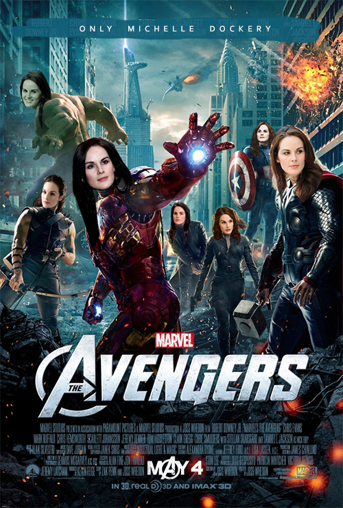 Look, I liked The Avengers… but this would have been awesome too.