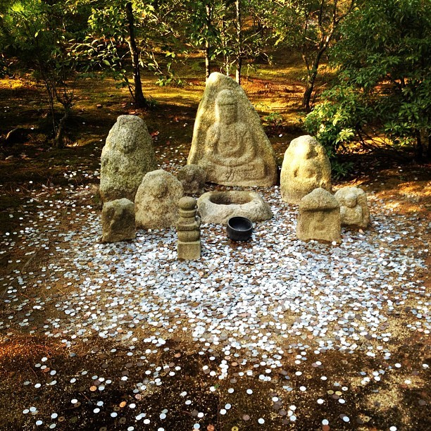 Make a wish #japan #vacation #kyoto  (Taken with Instagram)