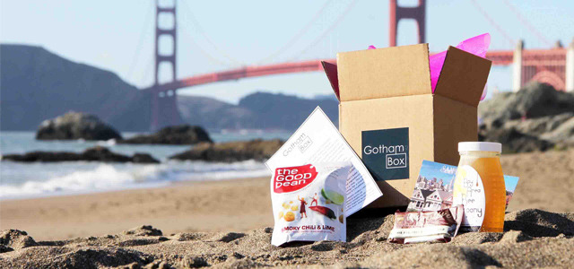 Service offers the tastes of another city through subscription Delivered-to-the-door subscription services are a popular way for consumers to try out a curated selection of products they might not otherwise have come across, and we'ev already seen this model is especially prevalent in the food industry – with startups offering gourmet food for men, organic baby food and high quality coffee on demand. Offering a new twist on the concept, GothamBox is sending out location-inspired foods enabling those living elsewhere to enjoy the cuisine of a particular city. READ MORE…