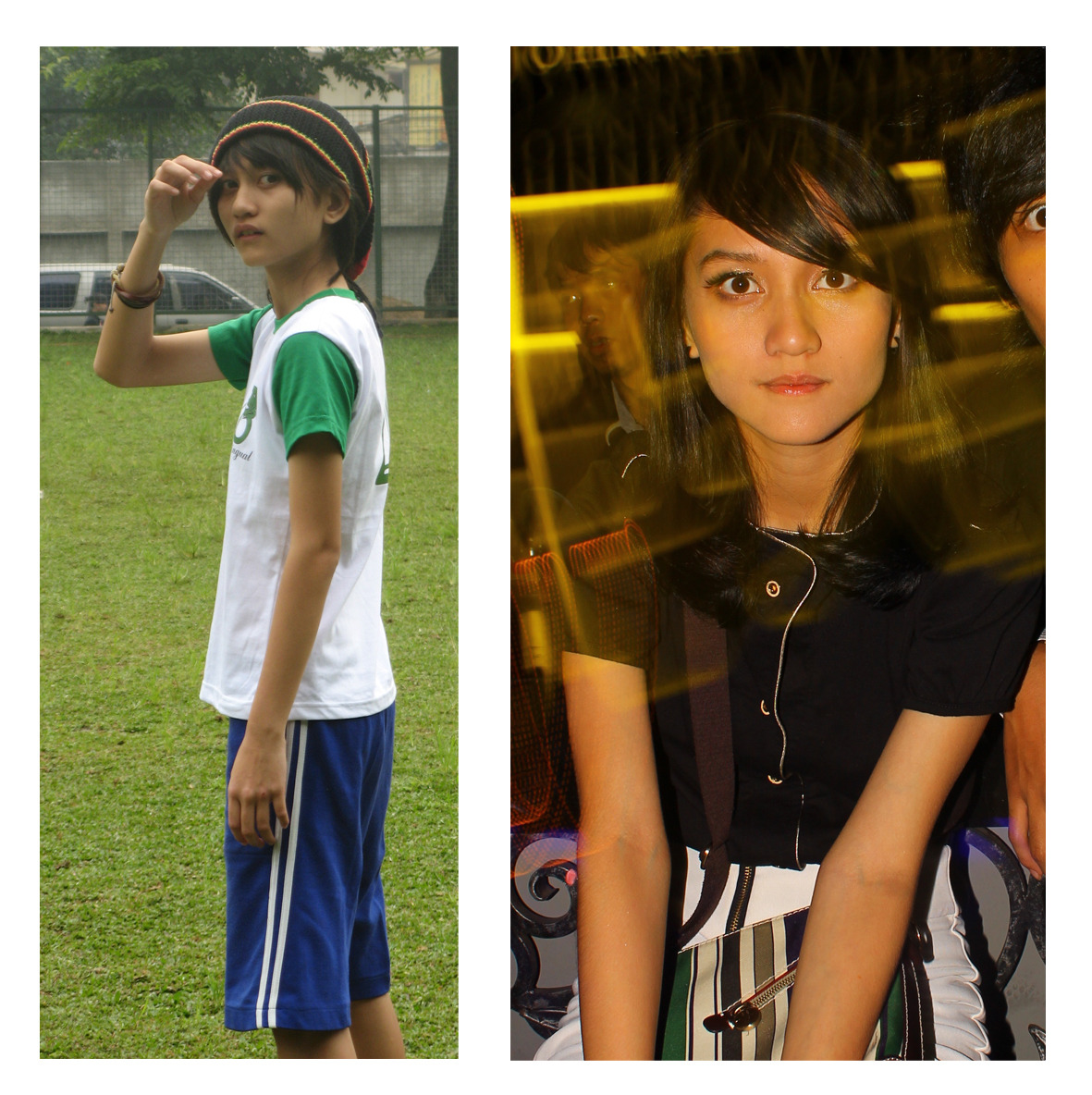 Deka Left: 2007Right: 2012