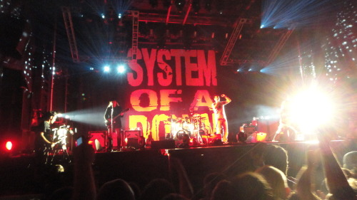 System of a Down Heavy MTL 2012 Montreal