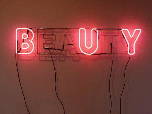 This definitely captures our consumer culture. Buy to be beautiful, but don't eat? Ugh.