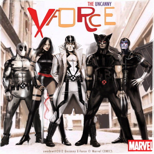 fuckyeaharchangel:  X-Force Yardbirds by *uwedewitt