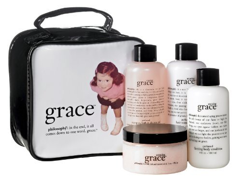 Product Shout Out - Buy It Here!  Amazing grace | gift set | philosophy