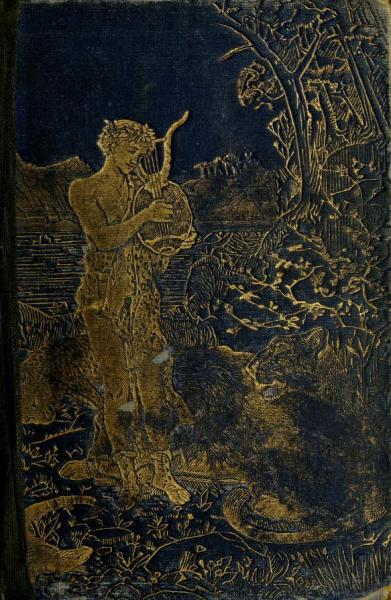 The blue poetry book (1912)illustrations by Henry Justice Ford book cover