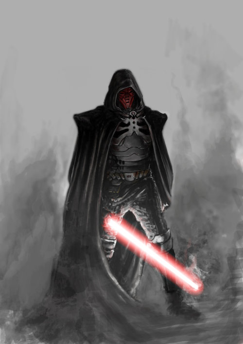 Sith Marauder by ~unsmoking-Cigarette