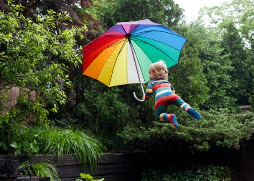 Flying Babies Will Make Your Spirit Soar - The Frisky