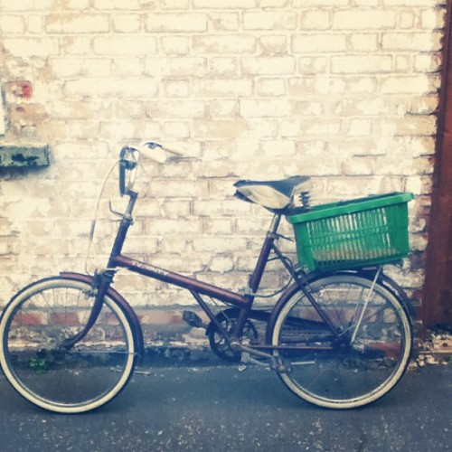 my new ride ;) (Taken with Instagram)