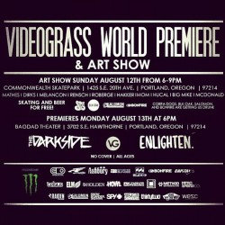 World Premiere Tonight.. Come check it out! / Doors open at 6:00 / Free & all ages (Taken with Instagram at Bagdad Theater & Pub)