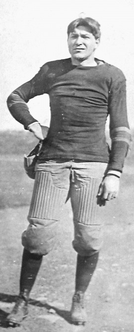 William 'Lone Star' Dietz Posthumously Inducted Into Football Hall of Fame - ICTMN.com)