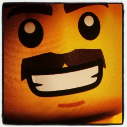 Tom selleck is a lego man  (Taken with Instagram)