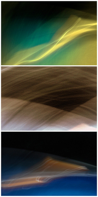 Pinhole: Pool Series Triptych on Flickr. Nikon D5000, homemade bodycap pinhole, ISO 400, 1/2 second