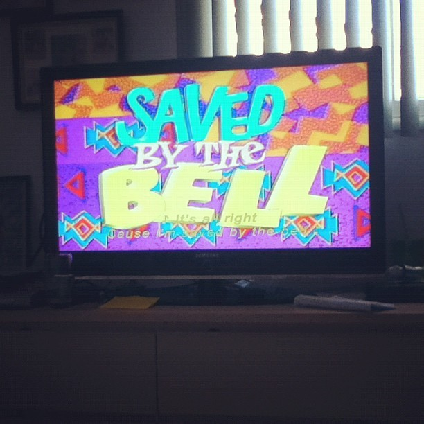 Saved by the Bell ❤😊 (Taken with Instagram)