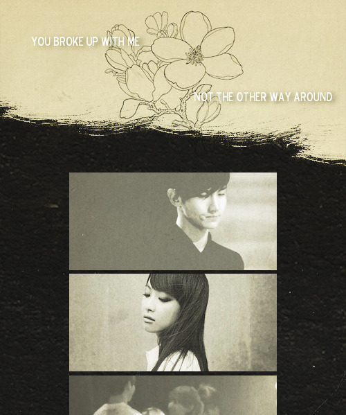 au meme: angst of Victoria x Changmin requested by hamkkeyeongwonhi / anonymous