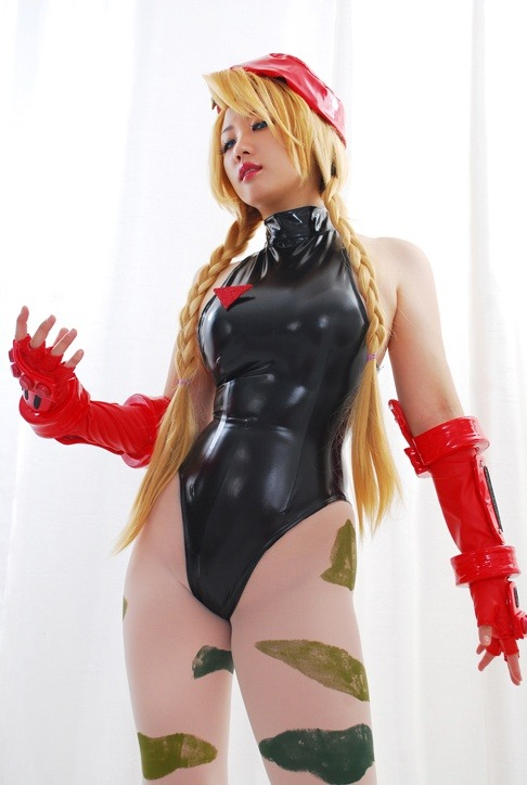 Cosplay of the Day: Cammy from Street Fighter Model/Cosplayer: Hyun-Ah Cho