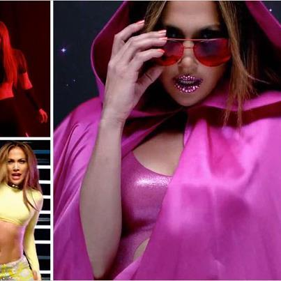 Jennifer Lopez looks amazing in her new video Goin' In - dressed in several Norma Kamali pieces. Love it!