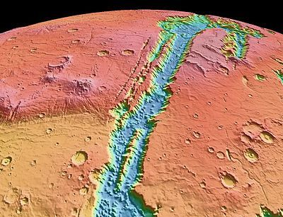 "'Plate Tectonics' Discovered on Mars—Found Nowhere Else Beyond Earth in Solar System For years, many scientists had thought that plate tectonics existed nowhere in our solar system but on Earth. Now, a UCLA scientist has discovered that the geological phenomenon, which involves the movement of huge crustal plates beneath a planet's surface, also exists on Mars. Continue reading ""'Plate Tectonics' Discovered on Mars—Found Nowhere Else Beyond Earth in Solar System"" »"