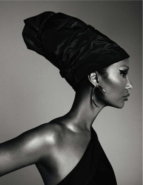 felixinclusis:  edithshead: Iman by Paola Kudacki for 25 Magazine