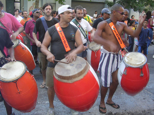 Candombe, montevideo, uruguay on Flickr.