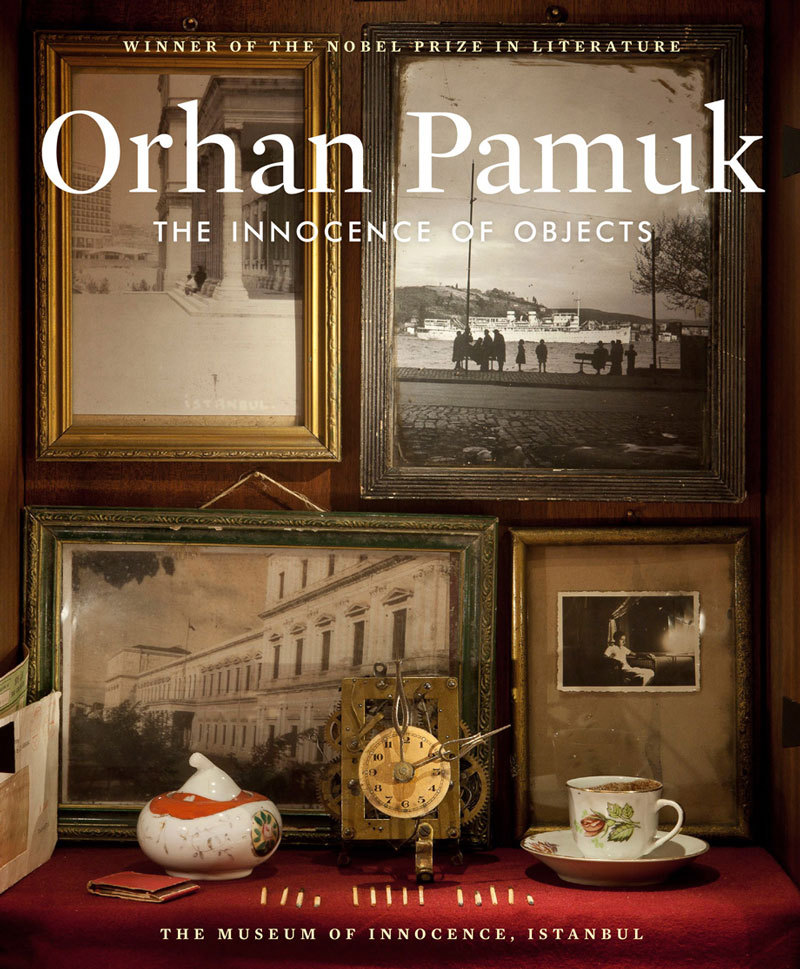 Reif Larsen on Orhan Pamuk's Museum of Innocence  FD