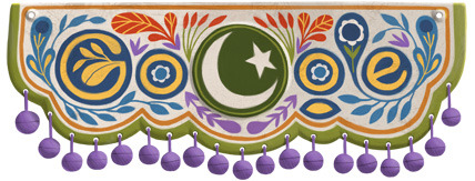 Thank you Google for the truly Pakistani 14 August doodle!
