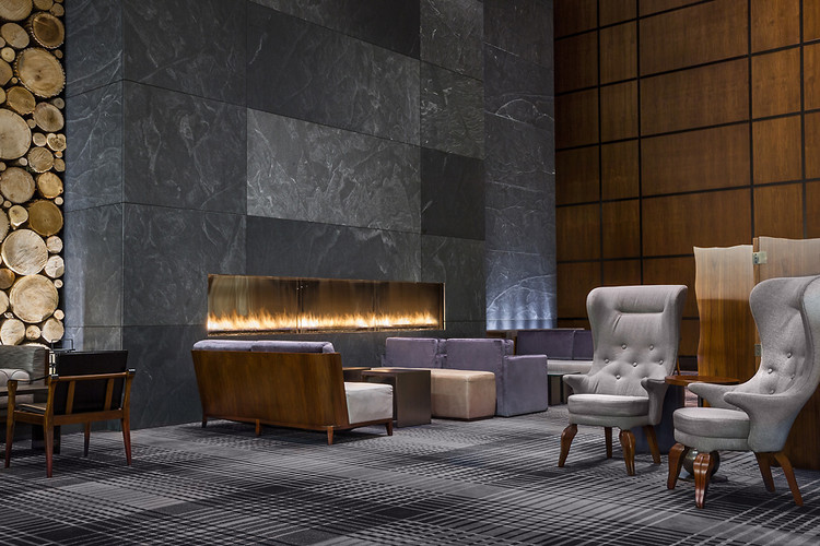 New unique, bespoke boutique look- it looks good on you, Hyatt.