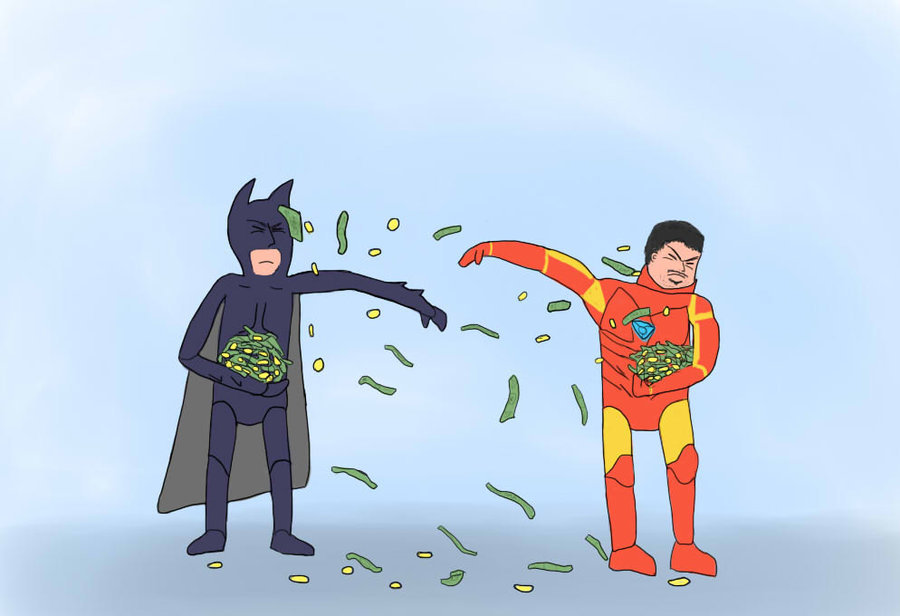 fencehopping:  Money is the best superpower.