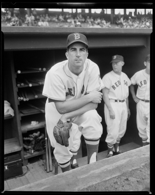 Johnny Pesky, 1919-2012