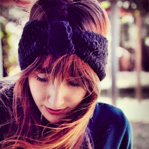 #winter #girl #cute #love #redhead #red #shy #fashion (Publicado com o Instagram)