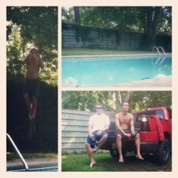 #picstitch summer is almost over (Taken with Instagram)