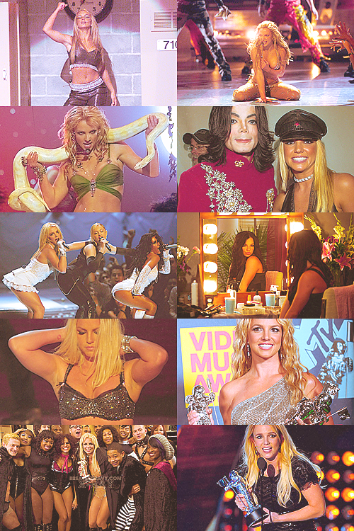 BritneyAbc  | VMA's   she is the vmas!
