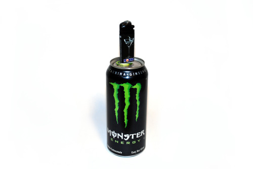 Art Line #2 ,2012  Monster Energy can, 1 Tokai Art Line lighter DD™