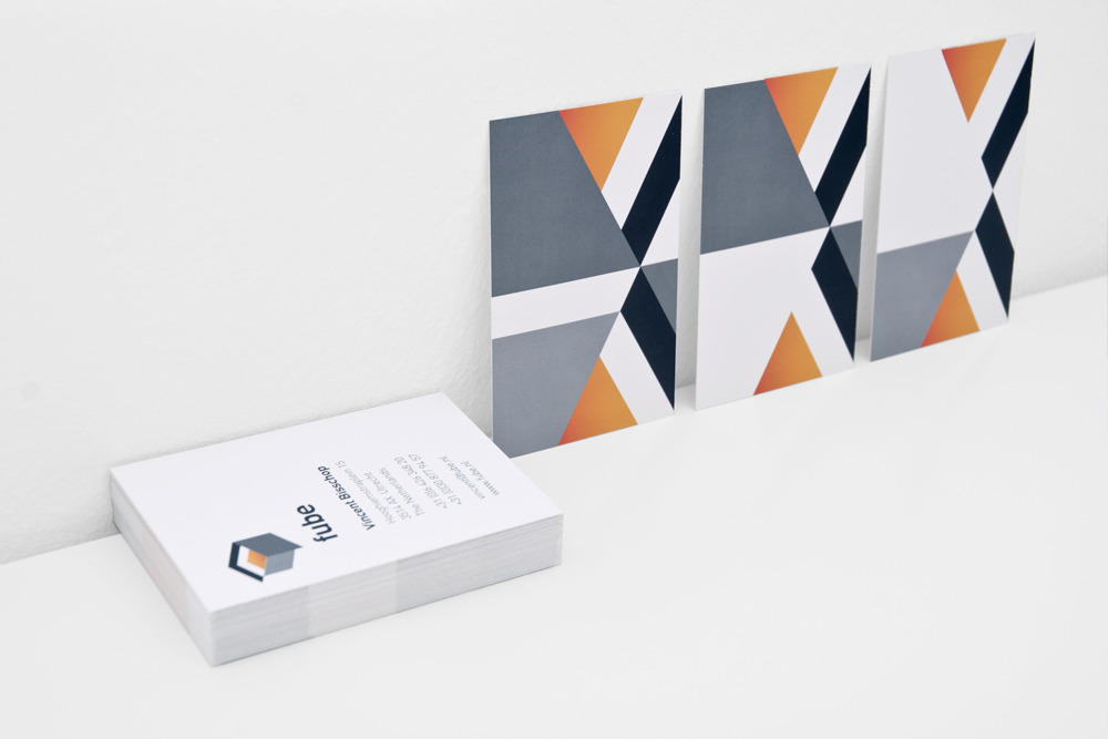 superbruut:  Branding identity for the Netherlands (Utrecht) based creative production company Fube [ fiu-b ]. by SuperBruut Check the following link to see the whole project case: http://bit.ly/NlFRkE - SuperBruut / Facebook / Twitter