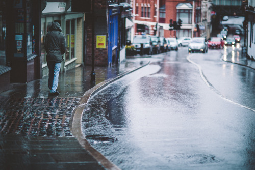 Rainy Shrewsbury! (by Will Fuller)