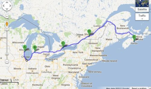la-gelure:  roadtrip!!! see y'all in a few weeks. :)