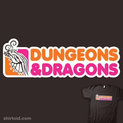 shirtoid:  D&D All Nighter available at RedBubble