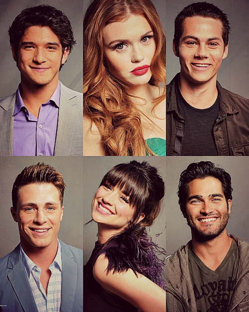 Teen Wolf Cast: TCA Portraits.