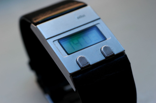 dieterrams:  Braun DW30 made by Dieter Rams and Dietrich Lubs back in 1978.