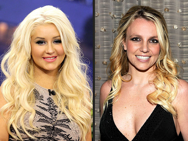 """Britney's a pro. She's going to give great advice!""  - The Voice's Christina Aguilera, welcoming X Factor star Britney Spears to the world of televised singing competitions, at a press conference"