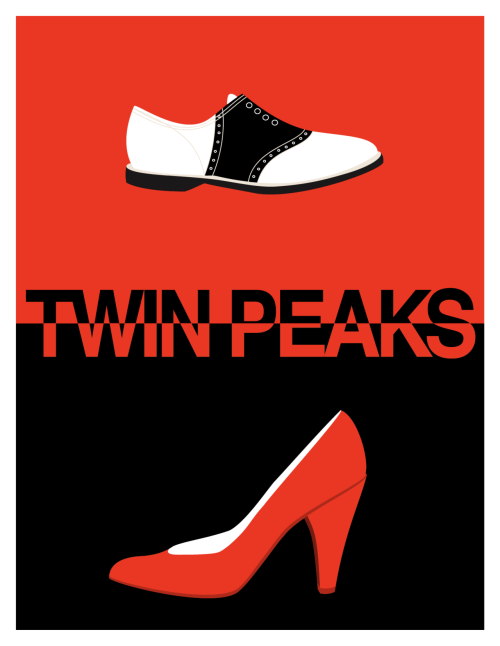 Twin Peaks by Bailey Steele