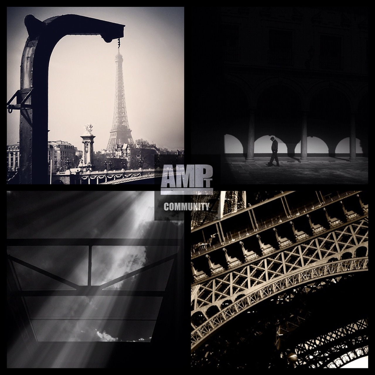 AMPt Community Recommendations   Here are 4 IGers we would like to introduce you to. Stop by their feeds,say hello and check out their editing process for the images above!   Clockwise from top left:    @seb_gordon  Shot with native camera Apps used: camera+,PSexpress, noir, IG filter    @pepesanchez  Shot with native camera Apps used: camera+, snapseed  noir, IG filter   @laurentz2011  Shot with native camera  Apps: noir   @kalleyilmaz_ru  Shot with native camera  Apps used: rays, snapseed    Thank you for sharing with #AMPt_Community! Interested in having your work seen and considered for a spotlight? Tag to #Ampt_Community and include apps used and your editing process in the comment.    TIP: Listing the apps used to shoot/edit is a requirement for all nominated/featured images. Make your image standout by providing this information!