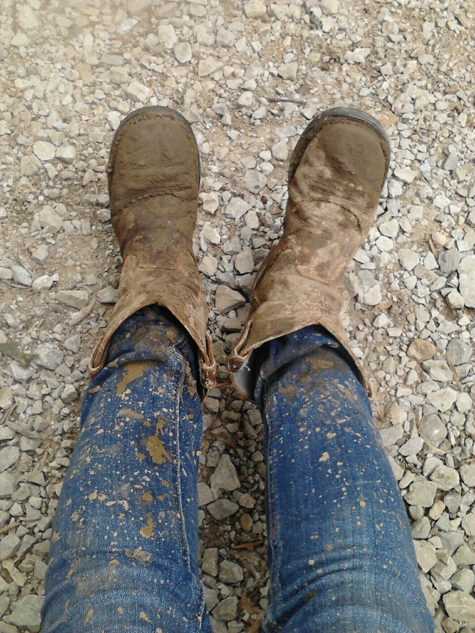 takeawalkinmyboots:  I do love going muddin :)