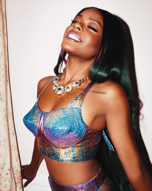 blackfashion:  #2 Azealia Banks for SPIN Magazine Sept/Oct 2012  Jason Nocito