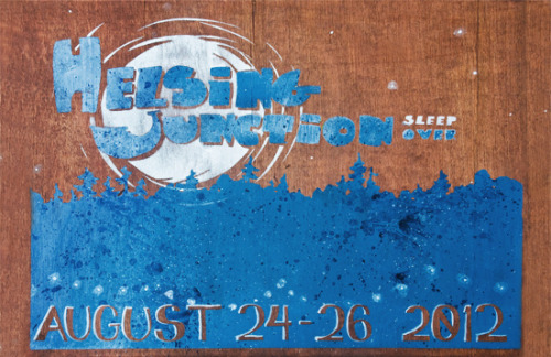 Helsing Junction Sleepover 2012! Friday, August 24th 5:00 pm- Sunday, August 26th 5:00 pm  K only throws one festival a year: The Helsing Junction Sleepover, three nights of music and blissed-out camping in Rochester, WA at Helsing Farm.  Pack up your cars and come hang with us for our seventh year under the stars!  Dance with Calvin into the wee hours of the morning, and help us celebrate thirty years of K!  Helsing tickets are available now online at www.krecs.com/helsingjunction, $40 for full weekend pass. Don't forget a tent, refreshments, accoutrements and swimming attire!HELSING JUNCTION SLEEPOVER LINE-UP  Please note: artists are not listed in order by time.    FRIDAY 8/24 Gary May, Craig Extine & The Exiles (so good!), The Memories, Brainstorm, The Curious Mystery, Hysterics, Malaikat dan Singa, films SATURDAY 8/25 Jared Snyder, Alan Alexander, Danny & Karen, The Solvents, The Shivas, T Kette, Hive Dwellers, The Maxines, DJ JOEL! (yes, Helsing has DANCING & breaks for swimming), Tender Forever, Nucular Aminals, Jeffrey Jerusalem, Angelo Spencer et les Hautes Sommets, LAKE, Mt. Eerie, DJ Joey CasioSUNDAY 8/26 Liv Carron, Houndstooth, Pets, Safe, Briana Marela, Sandman, Kendl Winter